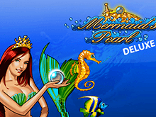 Mermaid's Pearl Deluxe в онлайн казино на деньги