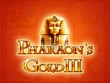 Pharaohs Gold III на деньги в онлайн казино