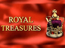 Royal Treasures в онлайн казино на деньги